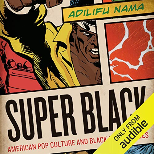 Super Black  By  cover art