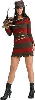 Secret Wishes Women's Nightmare on Elm Street Miss Krueger Costume