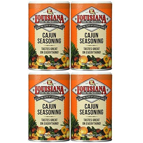 Louisiana Cajun Seasoning, 8 oz