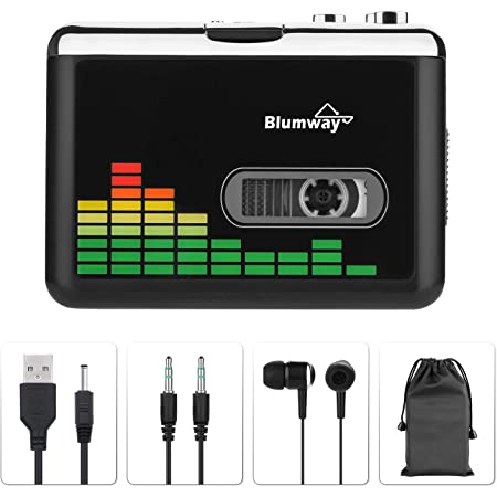 Blumway Usb Kassette Zu Mp3 Konverter Tragbarer Elektronik