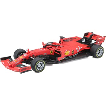 Leclerc #16 Bburago 1:43 Ferrari Formula F1 2019 Australian GP SF90 Vettel #5