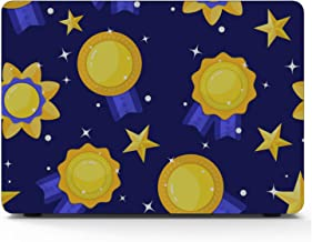 MacBook Air 13 Accessories Fashion Happy Proud Medal Honor Glory Plastic Hard Shell Compatible Mac Air 11