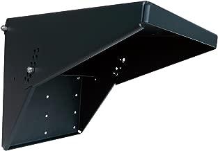 Winegard MT-SM10 Semi Truck Satellite Antenna Rear Cab Mount (Truck Satellite Dish Mount, Black)