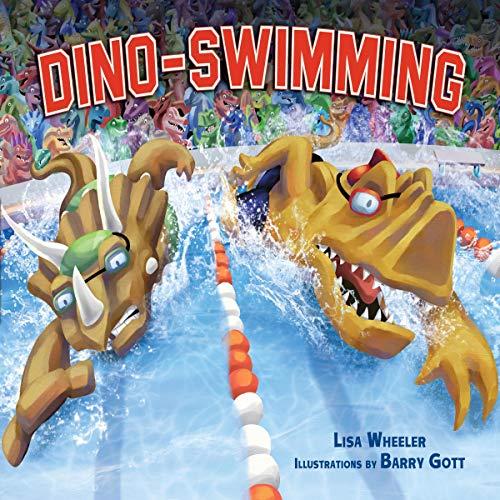 Dino-Swimming cover art