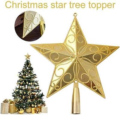 Christmas Angel Star Home Decor Tin Metal Sign