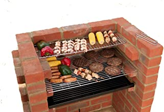 Brick BBQ Kit 67 x 39 with Warming Rack BKB101