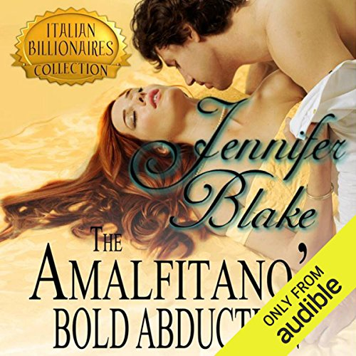 The Amalfitano's Bold Abduction audiobook cover art