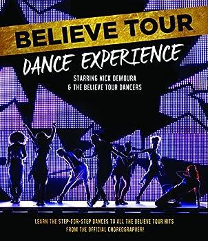 DVD Believe Tour Dance Experience Book