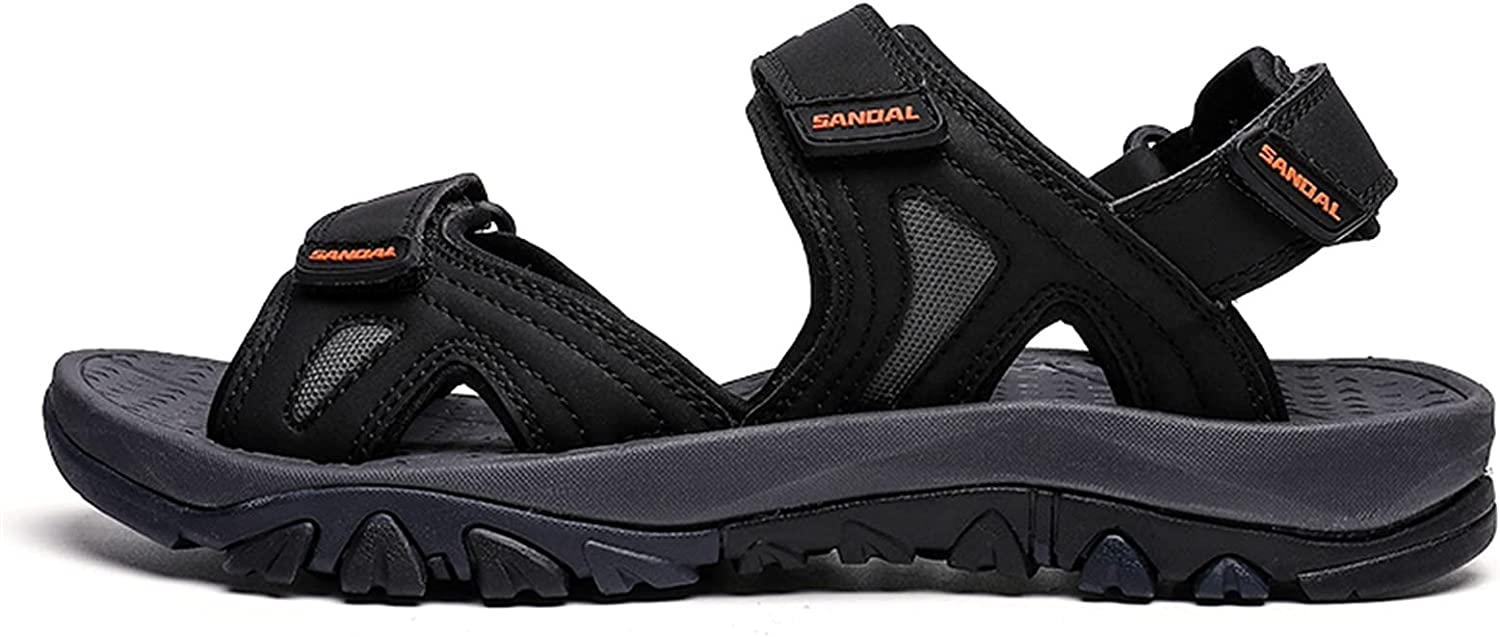 Purchase A-rz Men's Sales Sandals Hook Loop Sport Sl PU for Leather Men