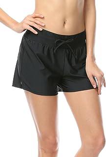 61877056d42d18 OUO Damen UV Schutz Wassersport Schwimmen Bikinihose Badeshorts  Schwimmshorts Boardshorts