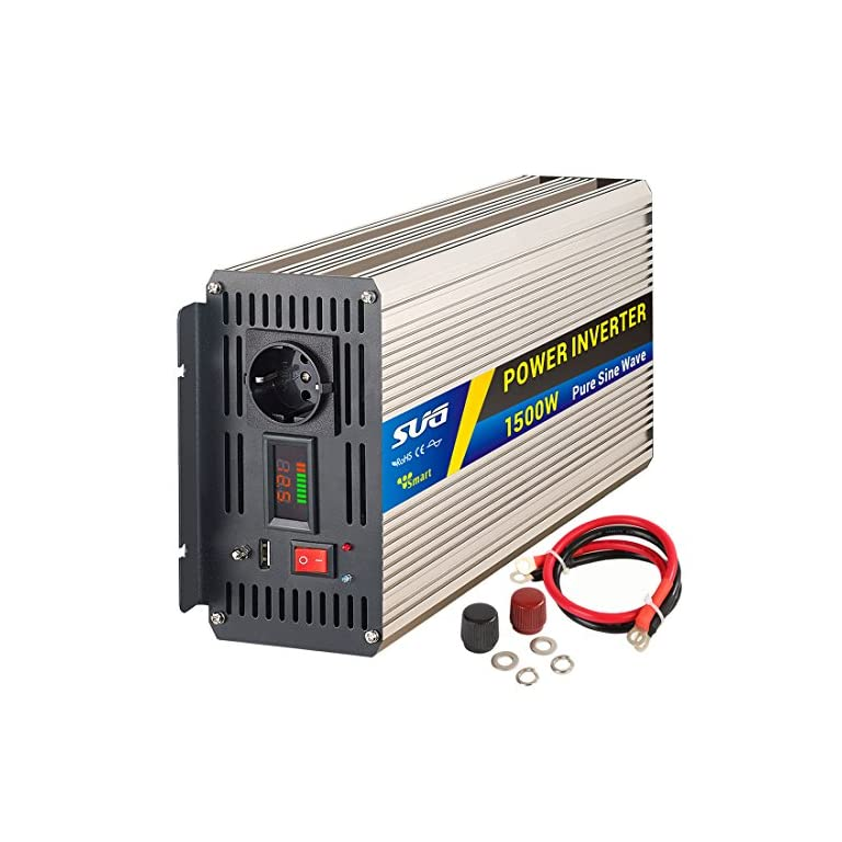 Sug Convertisseur Pur Sinus 1000W-5000W Onde sinusoïdale Pure Power Inverter