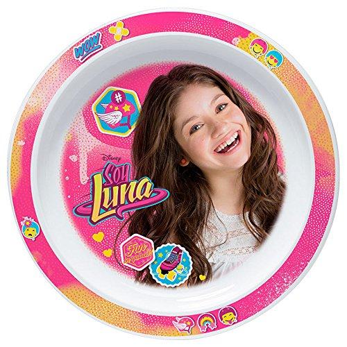Plato Soy Luna Disney