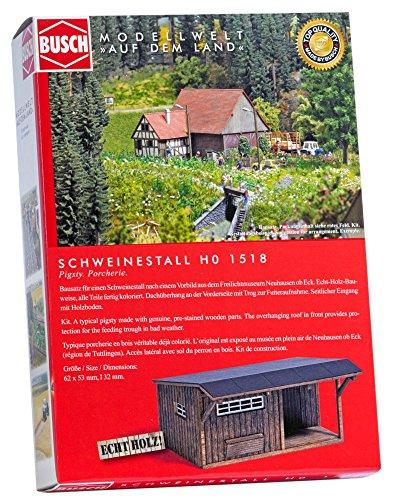 Busch 1518 - Schweinestall, Fahrzeug