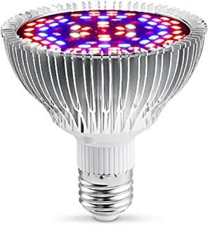 XGzhsa Led-groeilamp, plantenlamp, led-plantenlamp, volledig spectrum voor de groei van hydrocultuur broeikas in binnenpla...