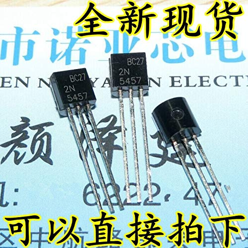 10 teile/los 2N5457 TO-92 5457 TO92 Transistor Auf Lager