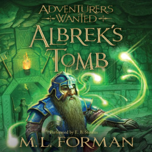 Albrek's Tomb cover art
