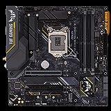 ASUS TUF Z390M-Pro Gaming (Wi-Fi) Motherboard LGA1151 (Intel 8th and 9th Gen) DDR4 DP HDMI M.2 Z390 Micro ATX USB 3.1 Gen2 (mATX)