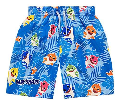 Toddler Boy Baby Shark Swim Trunk Swimsuit Boardshort Board Short 3T