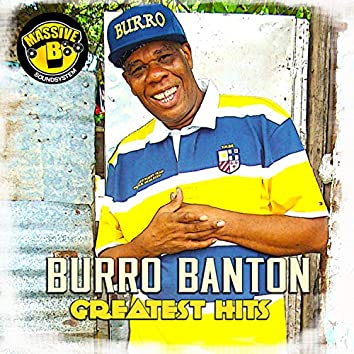 Massive B Presents: Burro Banton Greatest Hits