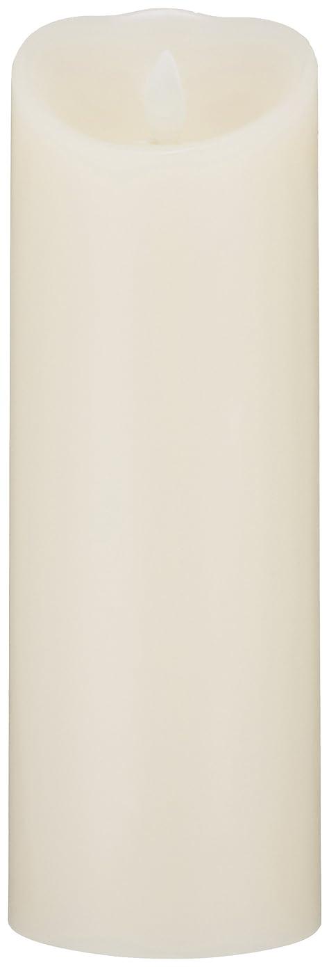 インストール悔い改めホットLUMINARA(ルミナラ)ピラー3×8【ギフトボックス付き】 「 アイボリー 」 03070030BIV