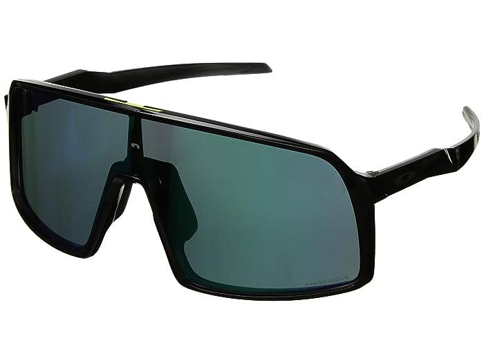 Oakley Sutro (Black Ink w/ Prizm Jade) Fashion Sunglasses