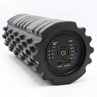 KoreHealth Vibrating Foam Roller - KoreSurge Deep Tissue Massager Muscle Roller & Back Roller for Whole Body Fitness, Myof...