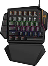 velocifire mini size wireless mechanical keyboard