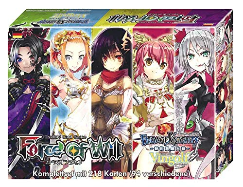 Force of Will: Vingolf Box (dt.)