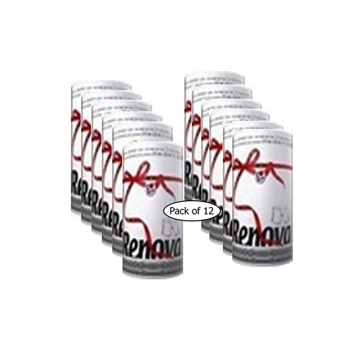 Renova Red Label Paper Towel- White (120 Sheets) (Pack of 12) hnfksnb686590