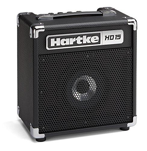 Hartke HD15 - Amplificador para bajos eléctricos, color negro