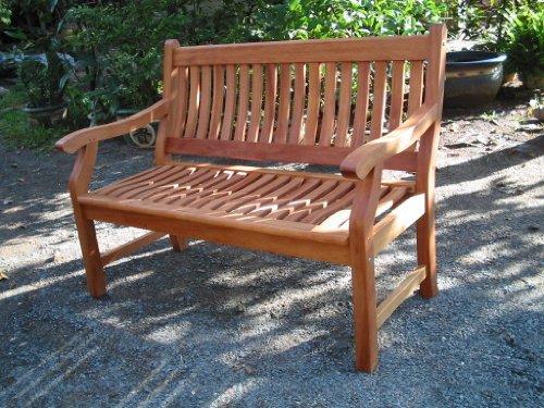 SEDEX Gartenbank New Jersey, 3-Sitzer, Holzbank aus Hartholz Eukalyptus 100% FSC - 2