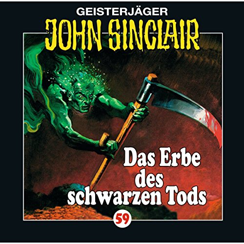 Das Erbe des Schwarzen Tods (John Sinclair 59) Titelbild