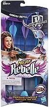 Official Nerf Rebelle Secrets & Spies Arrow 3-Dart Refill Pack