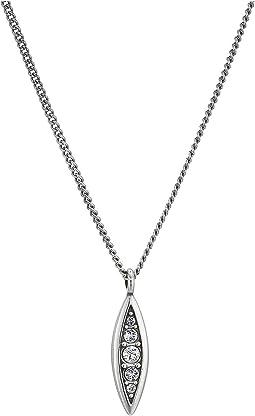 Contempo Ice Reversible Petite Necklace