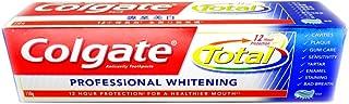 (コルゲート)Colgate 歯磨き粉 Total (150g, プロフェッショナル ホワイトニング)