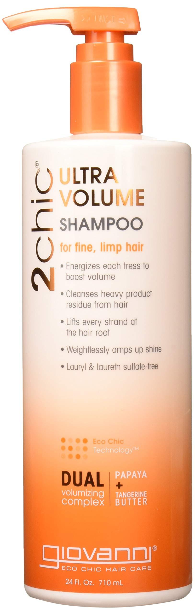 GIOVANNI Ultra Shampoo Tangerine Butter