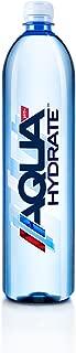 AQUAhydrate Electrolyte Enhanced Water Ph9+, 33.8  Fl. Oz (Pack of 12)