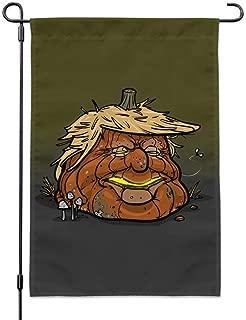 GRAPHICS & MORE Trumpkin Donald Trump Pumpkin Jack-O-Lantern Rotting Rotten Moldy Garden Yard Flag