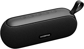 oraimo SoundPro Portable 10W Wireless Bluetooth Speaker Compatible FM Radio & AUX Input/USB Disk/TF Card Music Play Functi...