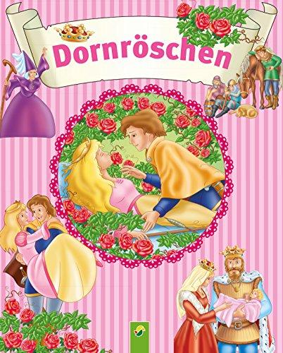Dornröschen: Grimms Märchen für Kinder zum Lesen und Vorlesen