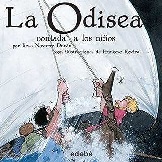 La Odisea Contada A Los Niños audiobook cover art