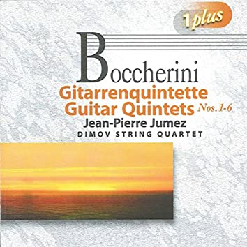 Boccherini: Quintets for Guitar and String Quartet Nos. 1-6