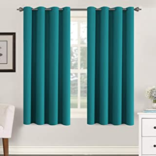 H.VERSAILTEX Thermal Insulated Blackout Curtains Soft and...