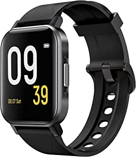 SoundPEATS Watch 1 Smart Sports Watch Health and Fitness Tracker with Heart Rate Monitor Sleep Quality Tracker IP68 Waterp...