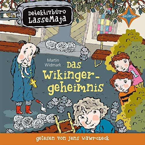 Page de couverture de Detektivbüro LasseMaja - Das Wikingergeheimnis
