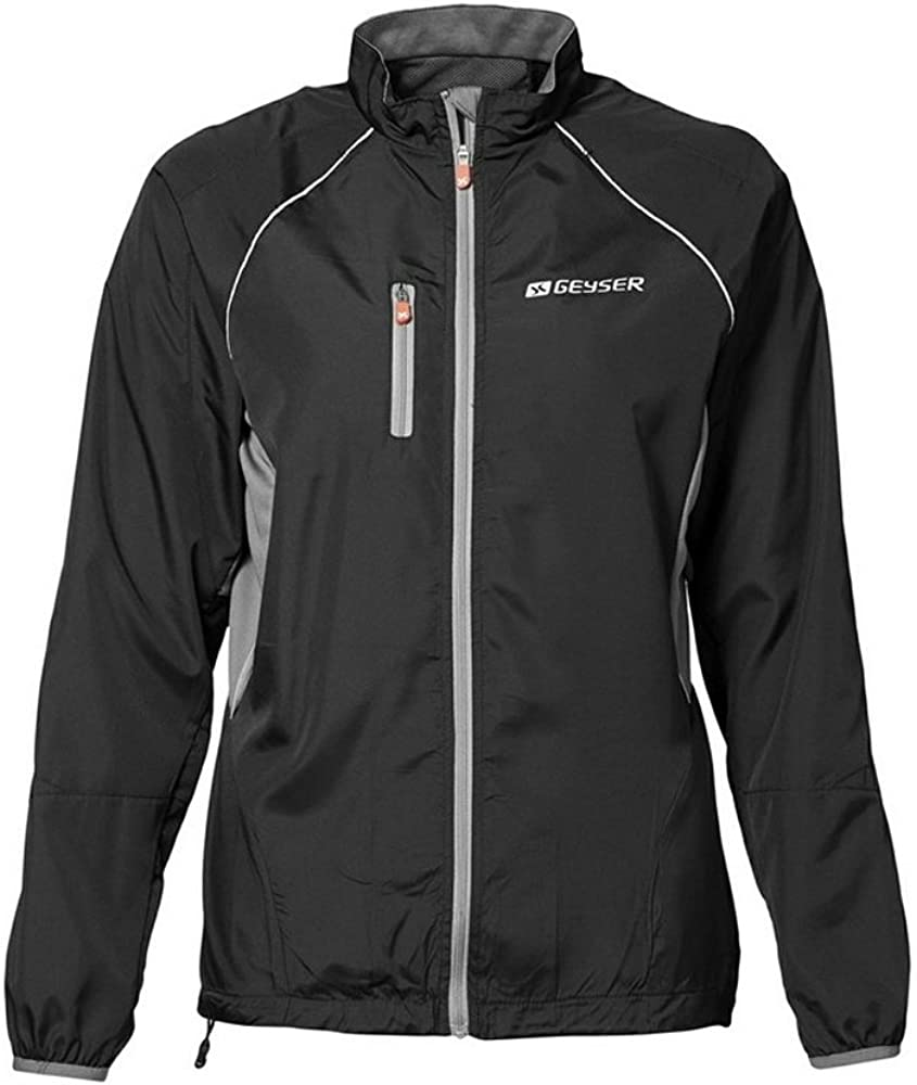 ID Womens/Ladies Geyser Active Windproof Running Jacket