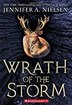 Wrath of the Storm (Mark of the Thief, Book 3)