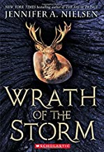 Wrath of the Storm (Mark of the Thief, Book 3) (3)