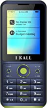 IKall K39 2.4 Inch Display Dual Sim Feature Phone with 1 Year Manufacture Warranty (Yellow)