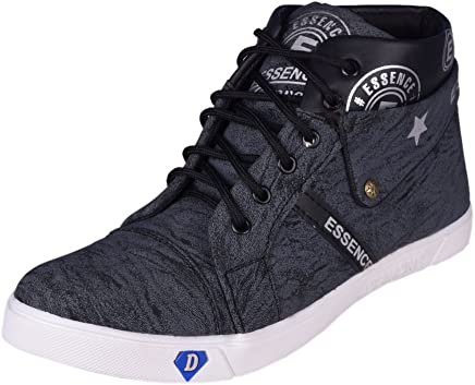 ESSENCE Men's Synthetic High Top Shoes